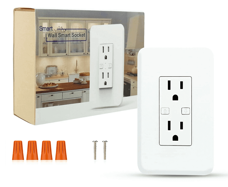 wifi outlet packing
