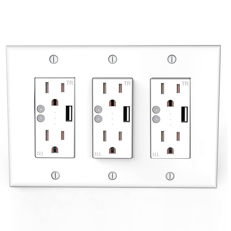 wifi wall socket