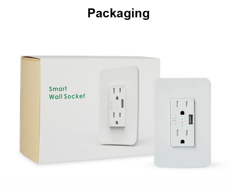 smart outlet package