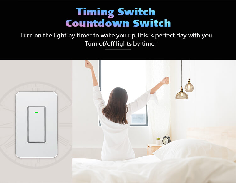 Remote control 3 way light switch