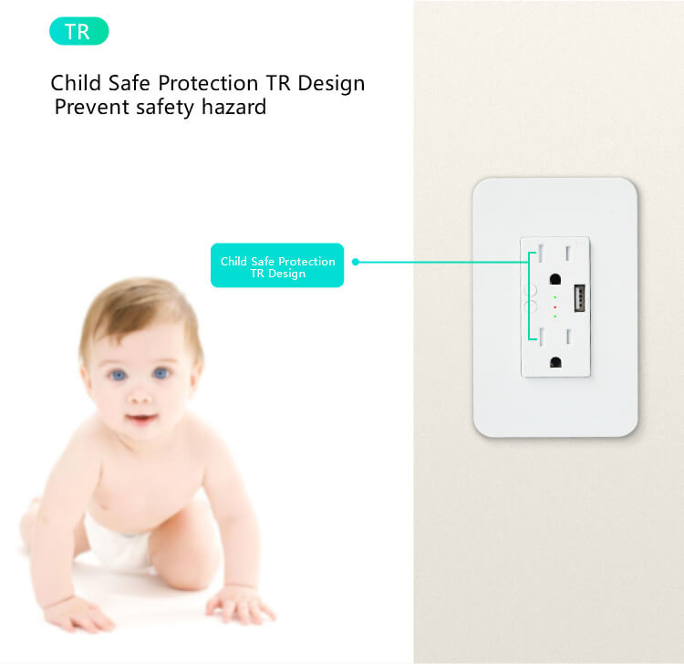 safety smart outlet