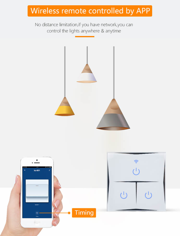 smart light switch europe