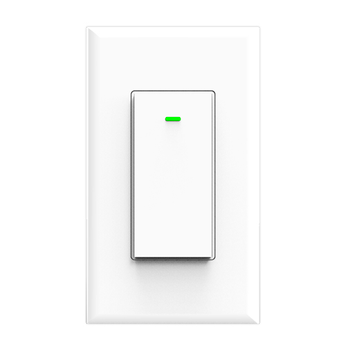 KS-602S US 120 Style Smart Alexa Light Switch Remote Control Power Push Button Light Switch