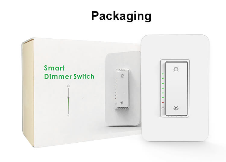 wireless dimmer switch