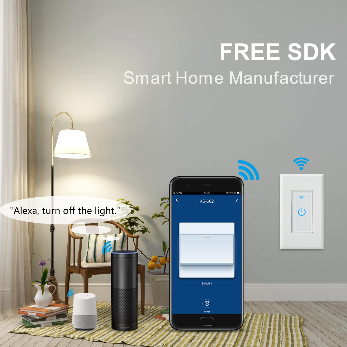 Five reasons you need Hidintech Factory Smart Home