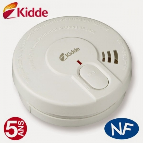 Kidde 29-FR smoke detector alarm fire prevention disaster prevention single working alarm detector both residential and commercial