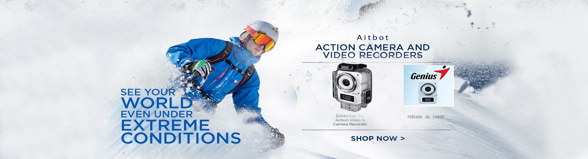 FHD300 Action camera