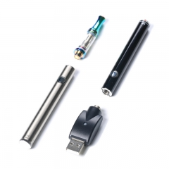 G10 No Leaking Ceramic Coil CBD Oil Cartridge kit vape pen