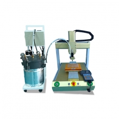 automatic oil vaporizer cartridge filling machine