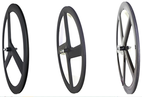 700C Carbon spoke wheels