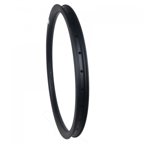 [CBDHC40] Premium 550g DH AM 40mm Width 30mm depth 29er 650B Carbon Fiber Mountain Bike Clincher Tubeless Compatible Downhill mtb rim
