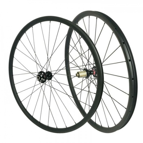 Carbon Mountain Bike 27.5er Carbon wheels Tubeless bicycle mtb 650B wheelset