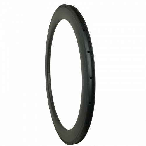 [CB24RC60] Basalt Carbon Road Bike 60mm Depth 700C Carbon Rim Clincher bike rims