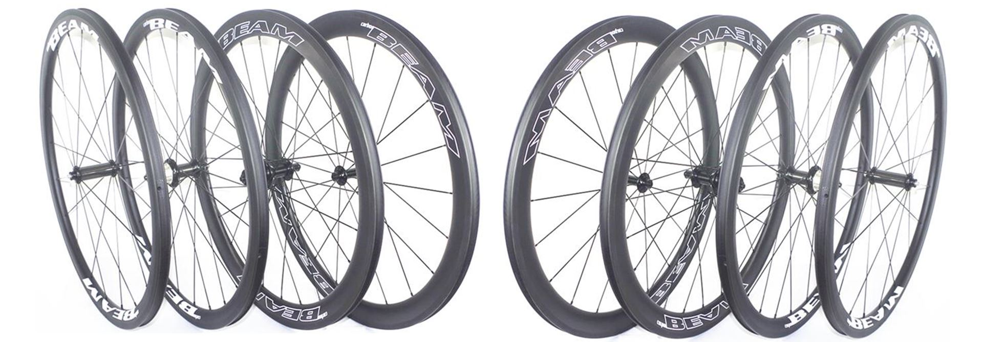 carbonbeam Factory OEM &ODM carbon bike rims and wheels,road/tt/mtb/fatbike/bmx bike carbon rims