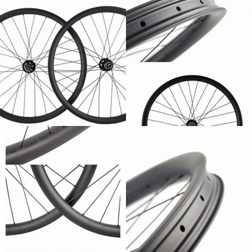 Carbon Mountain Bike 29er Carbon mtb wheels Tubeless bicycle mtb wheelset