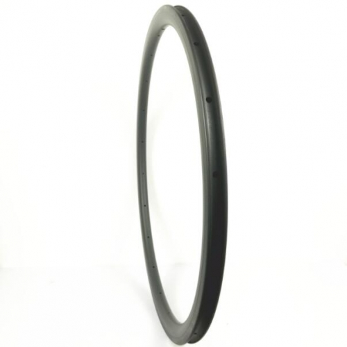 [CB26RC35] Basalt Carbon Road Bike 35mm Depth 700C Carbon Rim Clincher bike rims