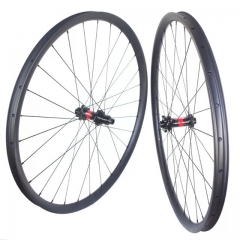 Free Shipping 35mm wide 28mm depth internal 28mm DT240S DT350S Carbon Mountain Bike 29er Carbon wheels Tubeless bicycle mtb wheelset