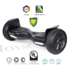 Hovsco HY-A10 Humer Black Two-wheel Hoverboard