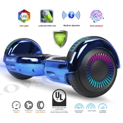 Hovsco HY-A02 Blue Starry Sky  Two-wheel Hoverboard