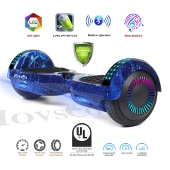Hovsco HY-A02  Blue sky Two-wheel Hoverboard