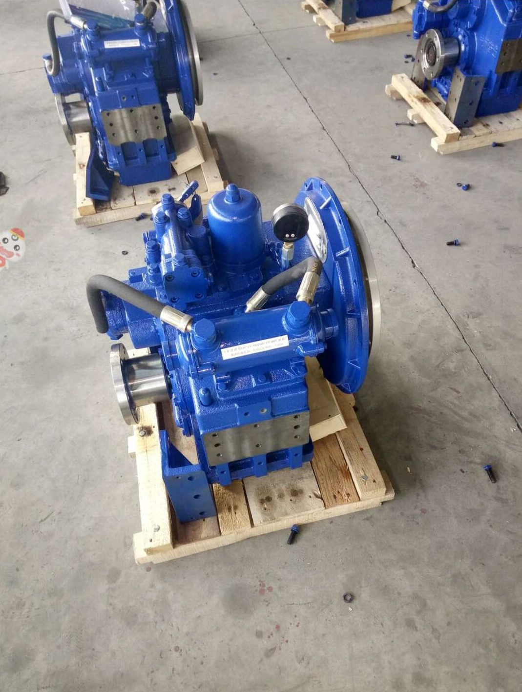 China Small marine Gearbox mb270a marine Gearbox Hot - selling Fishing Boats, tuyers, Passenger Ships