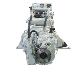 marine tansmission gearbox HCQ138 of ratio 1:1 to 3:1