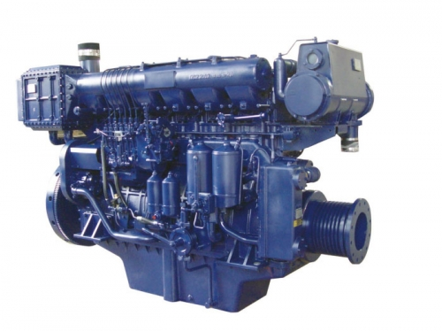 R6160/X170 Series Marine Diesel Engine