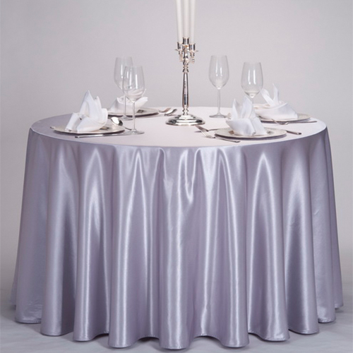 satin table cloth