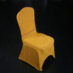 wave chair cover in wave design in FEIBIXUAN