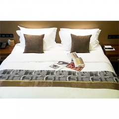 bed runners for hotels in FEIBIXUAN