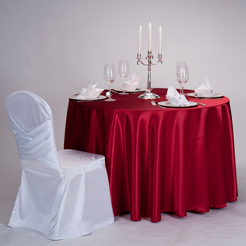 satin table cloth in FEIBIXUAN