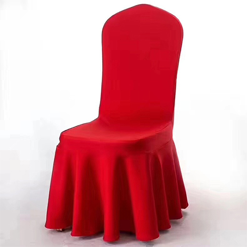 spandex chair skirt in FEIBIXUAN