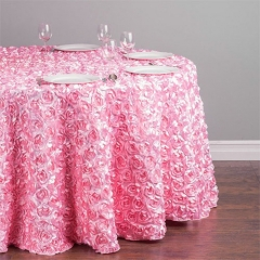 rose tablecloth in FEIBIXUAN