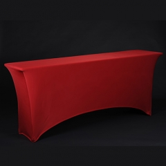 rectangle spandex table cover in FeiBi Xuan