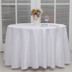 durable simple banquet table cloth in Feibixuan