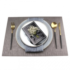 PU leather placemat in Feibixuan