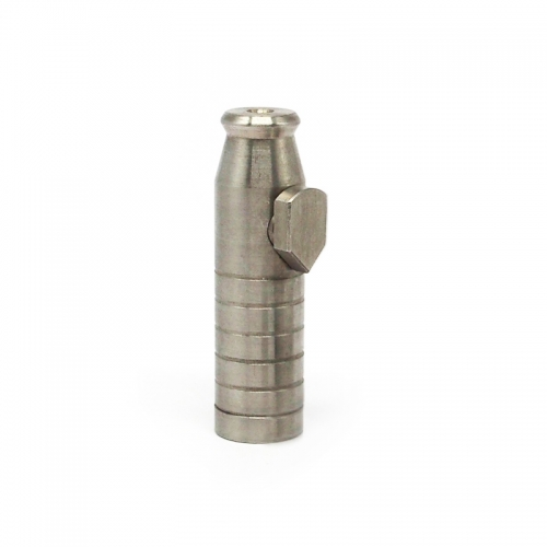 ROCOCO SNUFF BULLETS STAINLESS STEEL
