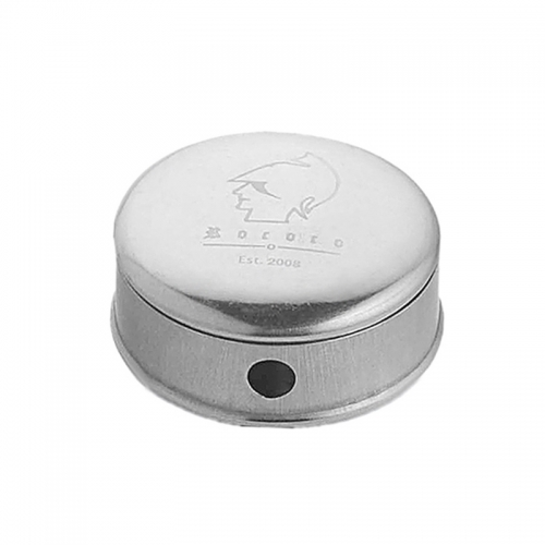 ROCOCO SNUFF BOX STAINLESS STEEL