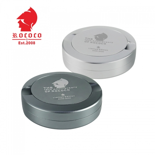 ROCOCO Snus and snuff Can,aluminium,Available in two colors