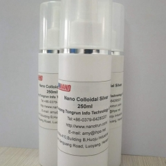 Colloidal Silver Nano Silver Solution CAS 7440-22-4