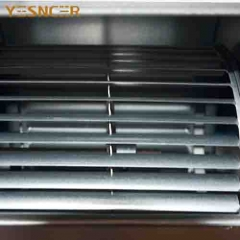 High static pressure ducted fan coil unit