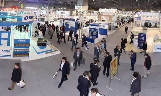 Istanbul, Turkey International Exhibition of Heating, Ventilation, Bathroom, Air Conditioning and Ventilation Equipment