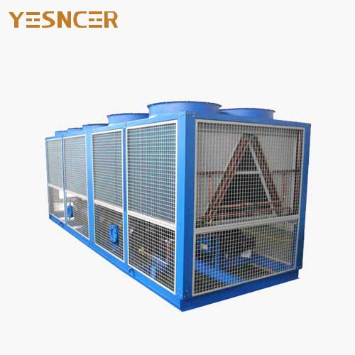 Air Source Heat Pump and Chillers for Fan Coil Unit