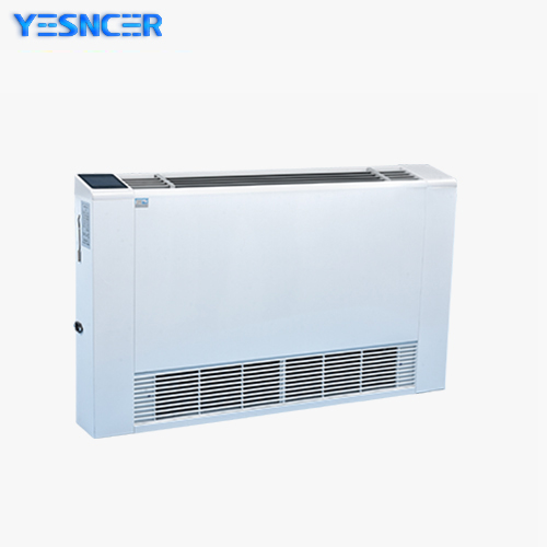 Ultra Thin Wall Hanging Chilled Water Fan Coil Unit Radiator