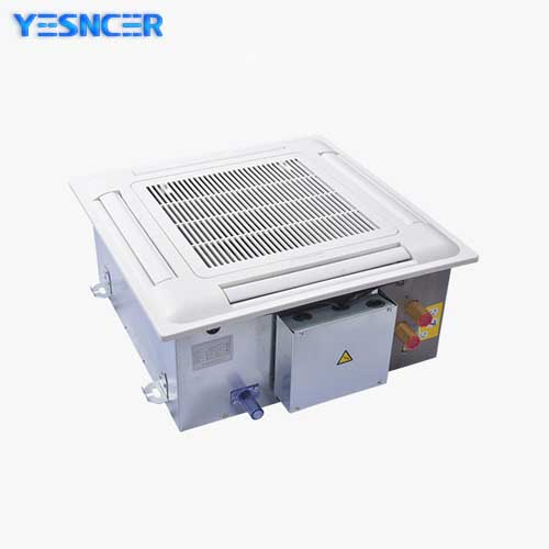 4-way cassette fan coil unit