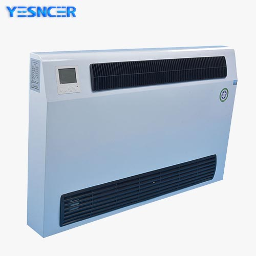 How to choose a suitable heating terminal fan coil unit, these three problems must be considered.