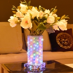 Colorful luminous vase~Celebration (High Round)