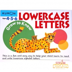Kumon - Grow to Know Lowercase Letters