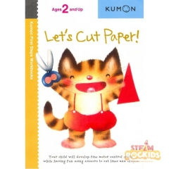 Kumon - Lets Cut Paper