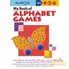 Kumon - My Book of Alphabet Games